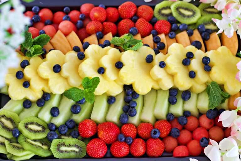 Fresh Fruit Favorites Platter
